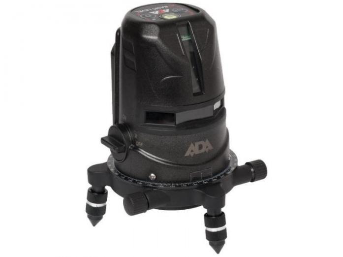 Лазерный нивелир ADA 2D Basic Level А00239