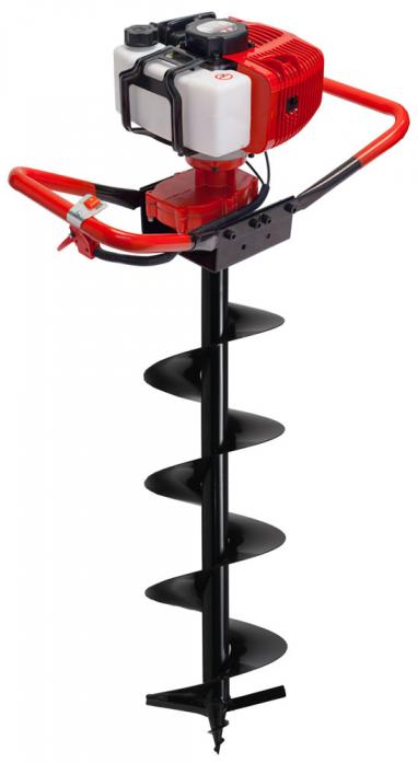 Мотобур (бензобур) ADA GroundDrill-5 в комплекте со шнеком Drill 200 (800 мм) А00231