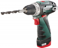 Шуруповерт Metabo PowerMaxx BS Basic 600080500