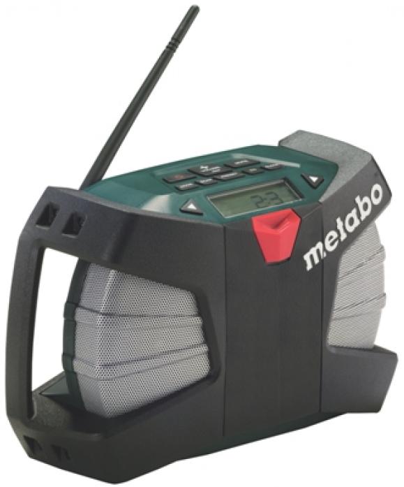 Аккумуляторный строительный радиоприемник Metabo POWERMAXX RC 12 602113000