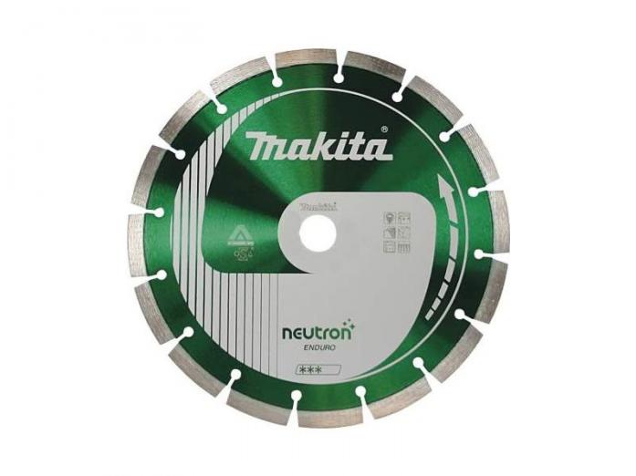Диск алмазный сегментный Makita (400х25.4/20 мм) Neutron Enduro B-13627
