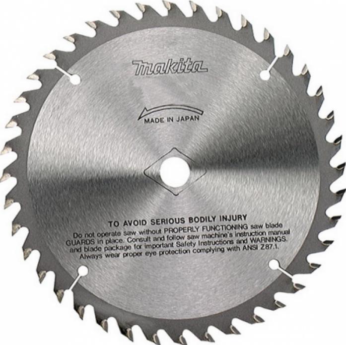 Диск пильный (60 зубьев; 305х25.4х2.1 мм) для труб, металлического профиля Makita B-29393