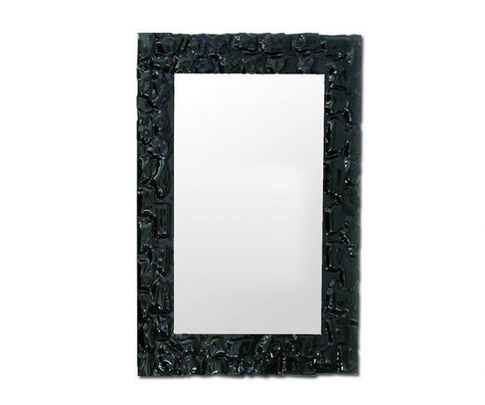 Зеркало интерьерное Lustro Pompea Rectangle SMOKED 80х90