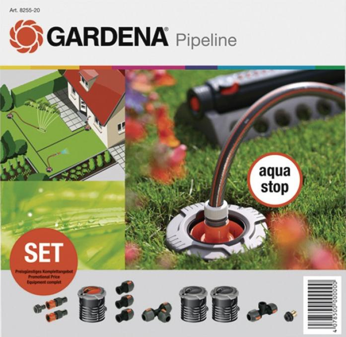 Комплект садового водопровода базовый Gardena 08255-20.000.00