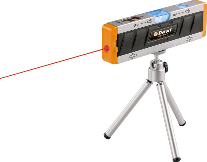 Лазерный уровень DEFORT DLL-10MT-K 98293555