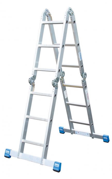 Лестница-трансформер VIRA 4х4 600404