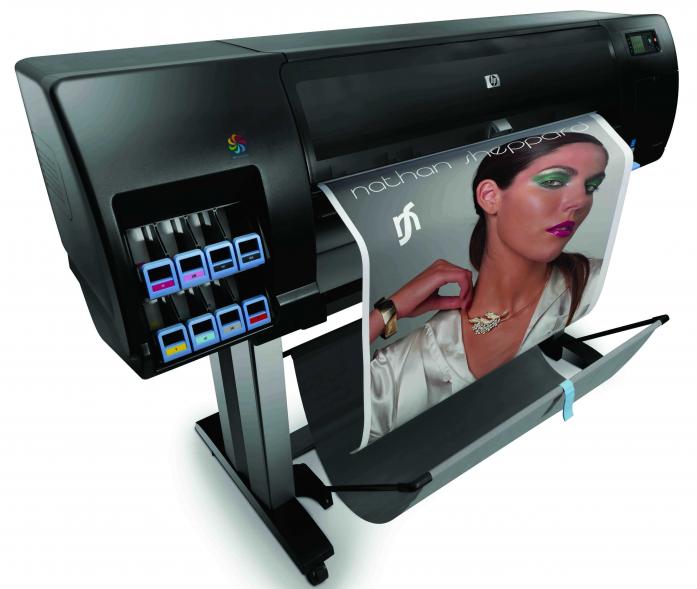 Плоттер HP Designjet Z6200 (CQ109A#B19)