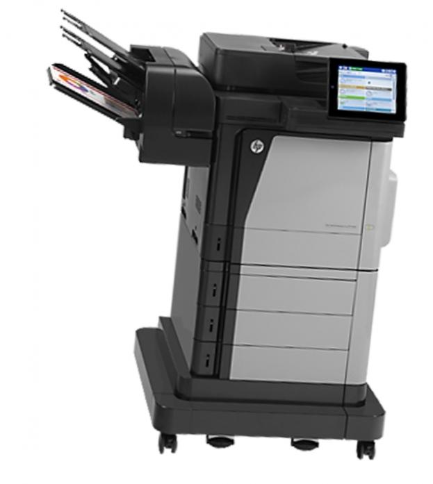 МФУ HP LaserJet Enterprise Color flow MFP M680z (CZ250A#B19)
