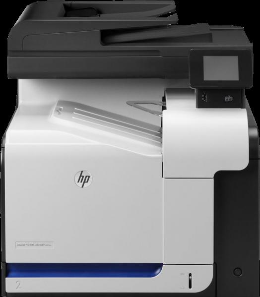 МФУ HP LaserJet Pro 500 color M570dn MFP (CZ271A#B19)