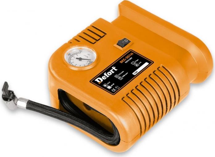 Автомобильный компрессор DEFORT DCC-251N 93728328