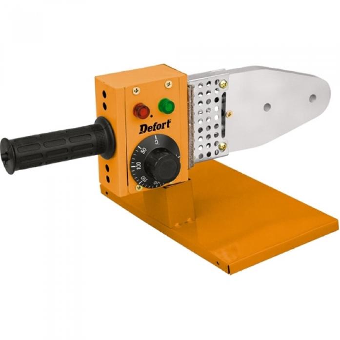 Аппарат для сварки труб DEFORT DWP-1000 98291759