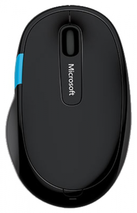 Мышь Microsoft Sculpt Comfort Mouse Black Bluetooth (H3S-00002)