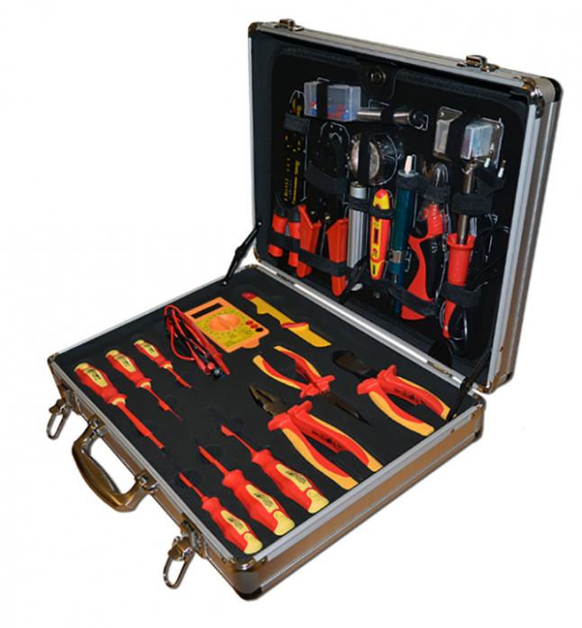 Набор диэлектрических инструментов Unipro U-910