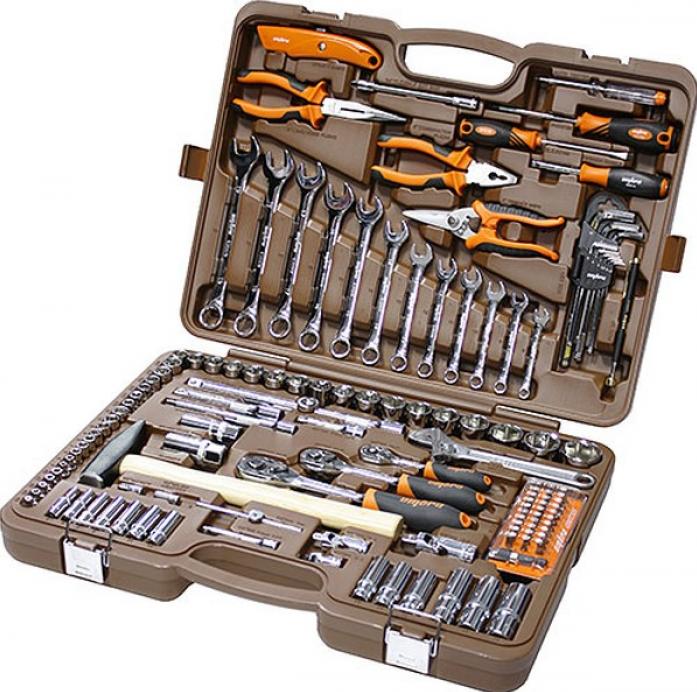 Набор инструмента для автомобиля Ombra OMT131S