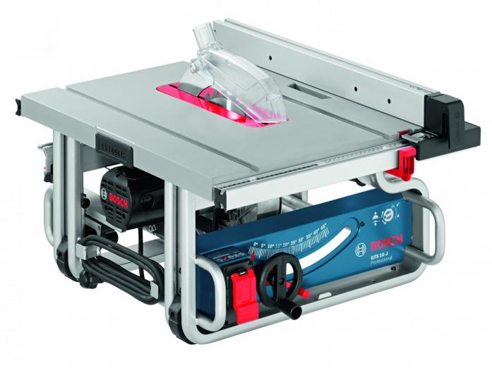 Настольная дисковая пила Bosch GTS 10 J Professional 0.601. B30.500