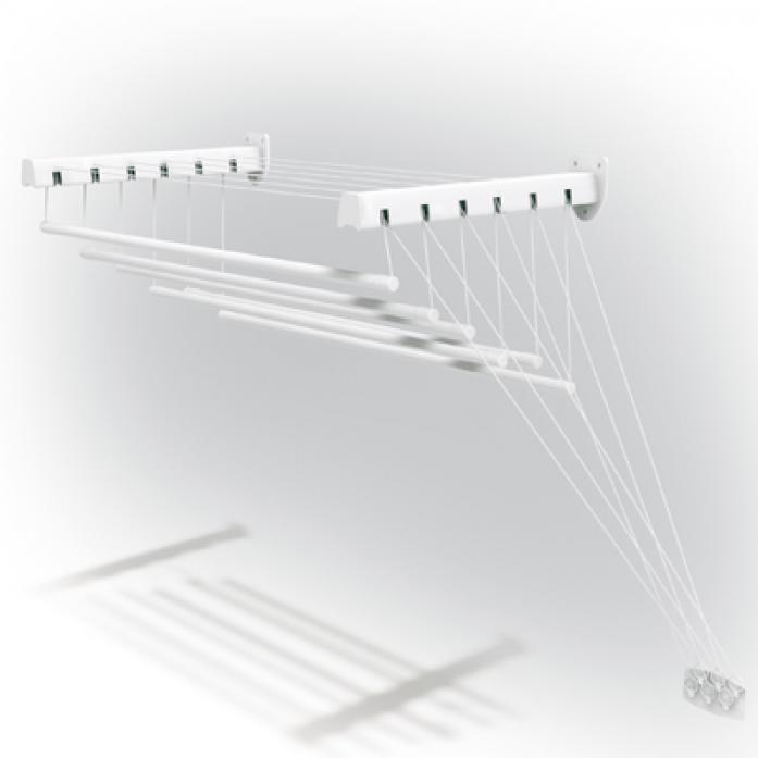 Сушилка для белья настенная и потолочная GIMI Lift 120
