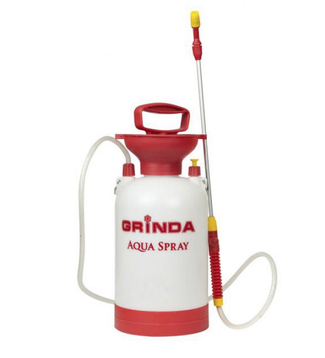 """Опрыскиватель садовый Grinda """"Aqua Spray"""" (5 л) 8-425115_z01"""