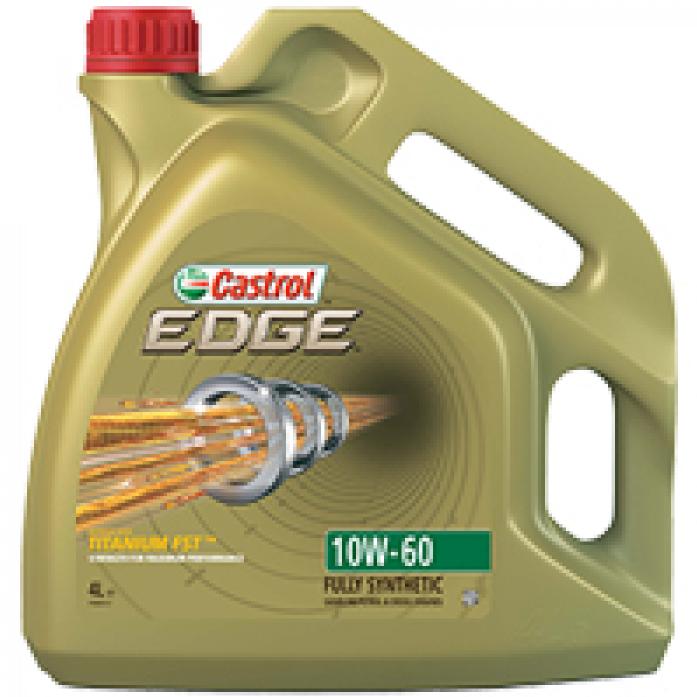 ����� �������� CASTROL EDGE Titanium FST 10w60 (4�) ��������� A3/B3, A3/B4