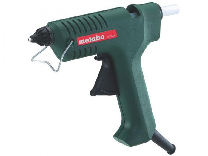 Пистолет клеевой Metabo KE 3000 618121000