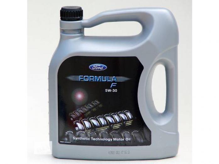 Масло моторное FORD Formula F 5w30 (5л) A5/B5 (EU) 14E9EC/155D3A Синтетика