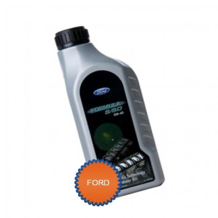 Масло моторное FORD Formula S/SD 5w40 (1л)(EU) 14E9CF/1502258/15152А Синтетика