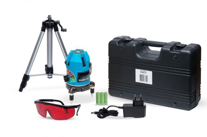Построитель лазерных плоскостей INSTRUMAX Mark 4D IM0102