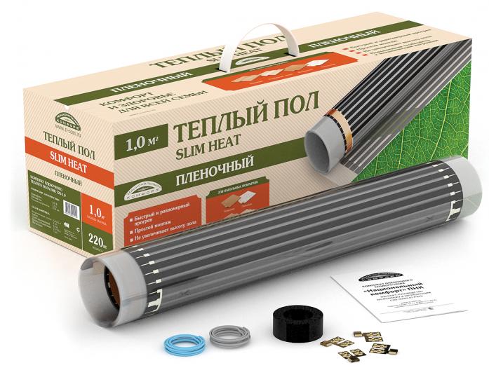 Теплый пол Национальный комфорт ПНК - 220 - 1320/0,5 - 6