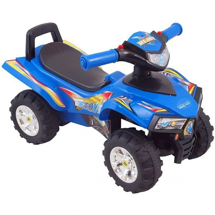Каталка Baby Care Super ATV 551 Biue