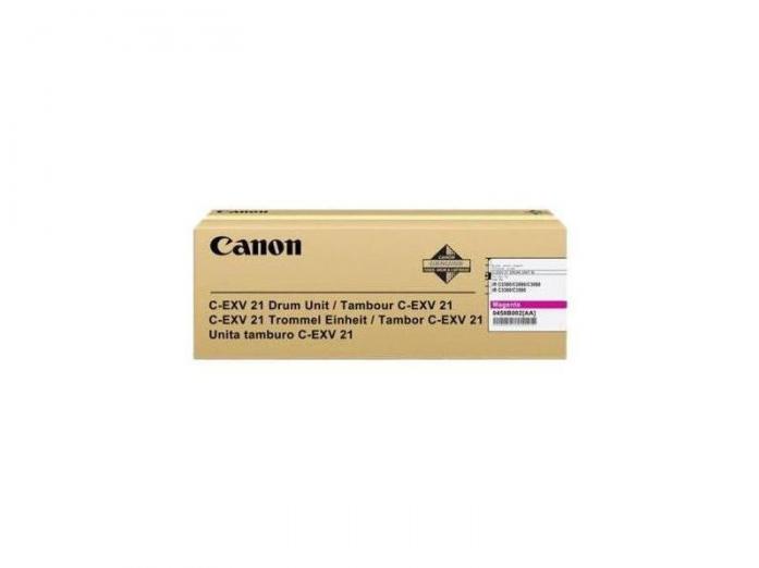 Барабан Canon C-EXV 21 Magenta 0458B002