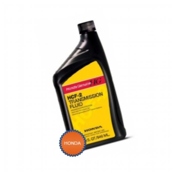 Масло трансмиссионное Honda CVT fluid HCF-2 (0,946л)(08200-HCF-2)(для вариаторов)