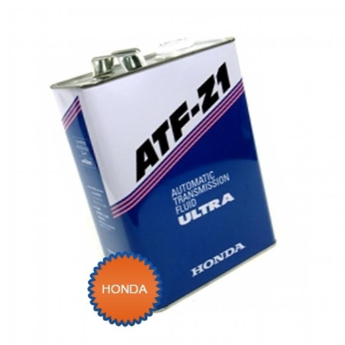 Масло трансмиссионное Honda Ultra ATF Z1 (4л) для АКПП (08266-99904)(Япония)