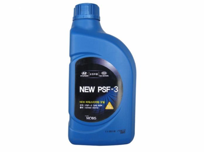 Масло гидравлическое Hyundai PSF-3 (1л)(03100-00110)