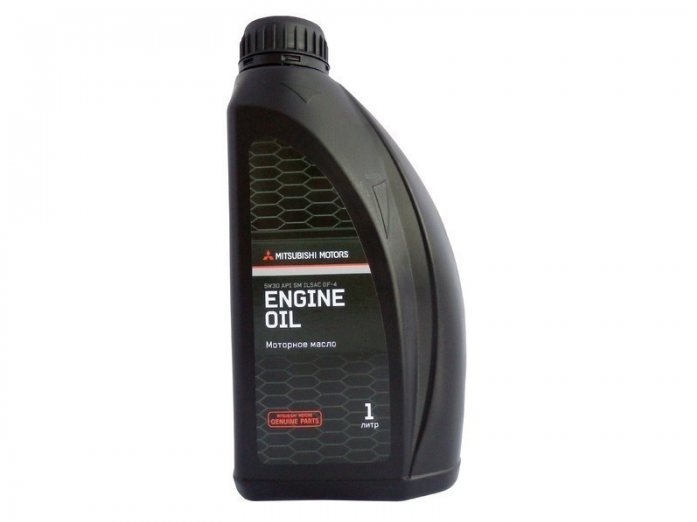 Масло моторное Mitsubishi ENGINE OIL 5w30 1л. MZ320756