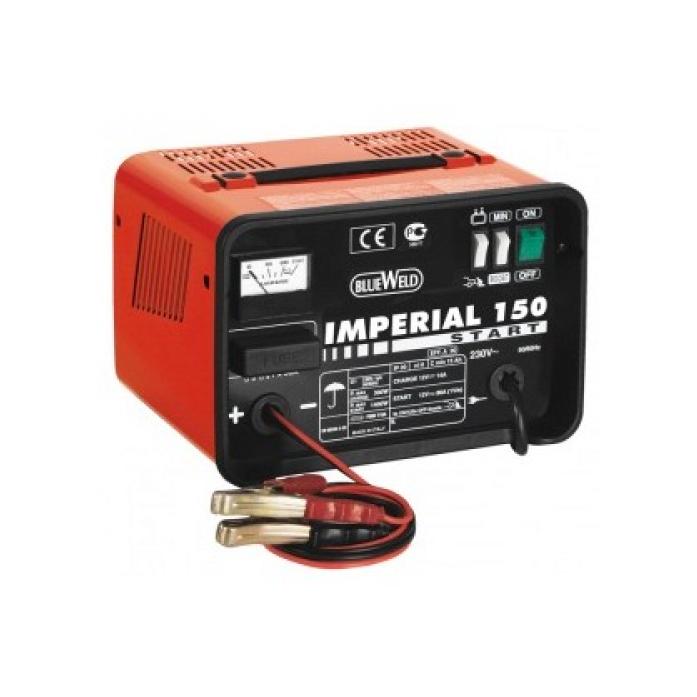 Пуско-зарядное устройство BLUEWELD IMPERIAL 150 - 230V-12V (807732) 807685