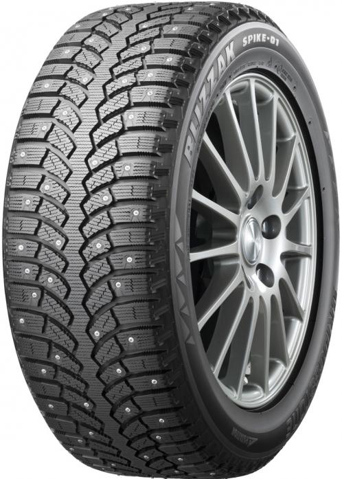 Шина зимняя Bridgestone 215/55 R16 93T Blizzak Spike-01