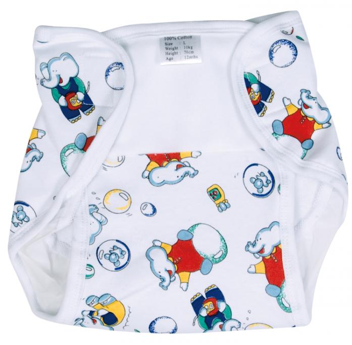 Трусики Canpol babies непромокаемые 3 слоя Premium XL 2/774