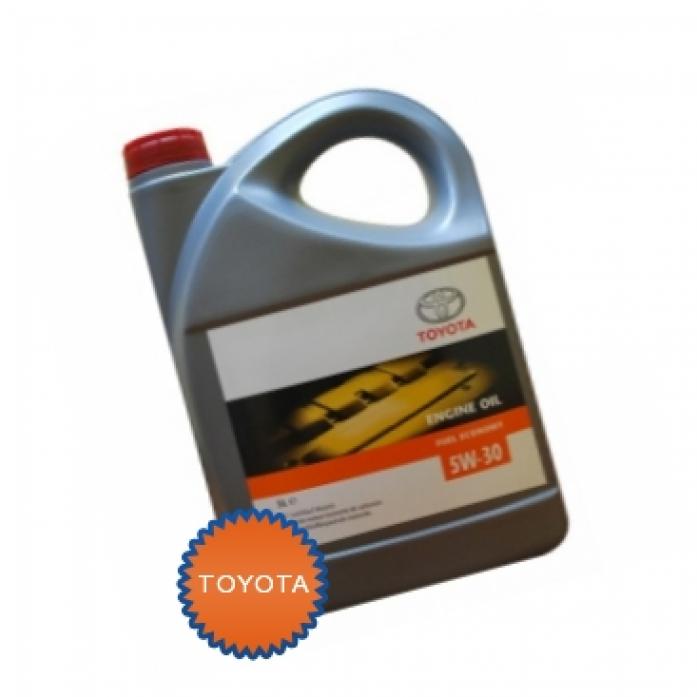 ����� �������� TOYOTA Motor Oil 5w30 SL/CF (5�)(������) 08880-80845 ���������