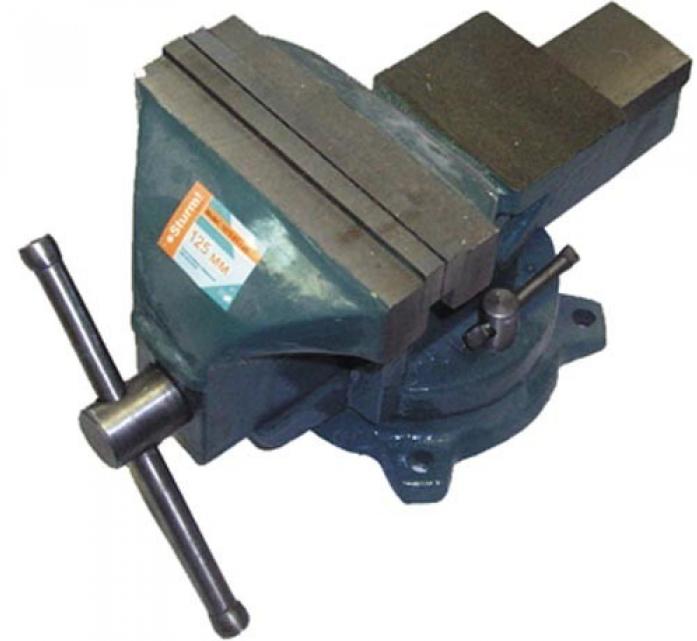 Слесарные тиски Sturm 1075-01-100