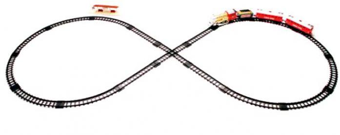 Железная дорога Голубая стрела 580см 2090