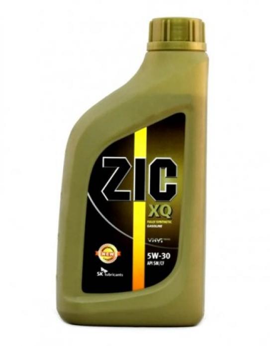 Масло моторное ZIC X9 5W30 (XQ 5w30) SM/CF (1л) Синтетика