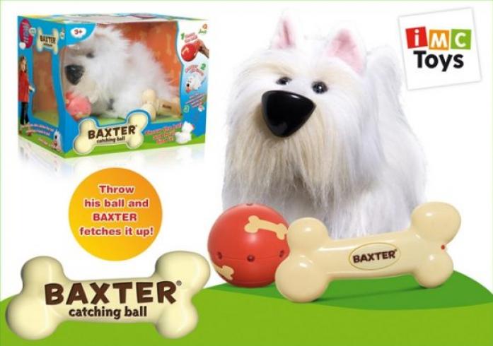 Игрушка интерактивная Imc Toys Собака Бакстер 5709