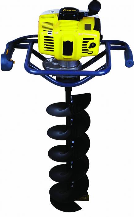Мотобур Champion AG252