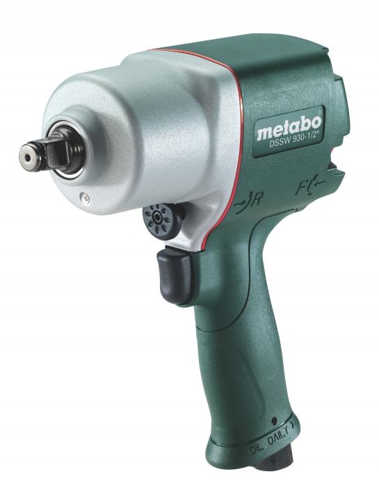 Ударный гайковерт Metabo DSSW 930-1/2 601549000