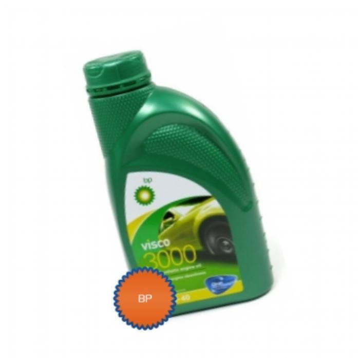 Масло моторное BP Visco 3000 10w40 A3/B4 (1л) ПолуСинтетика SL/CF