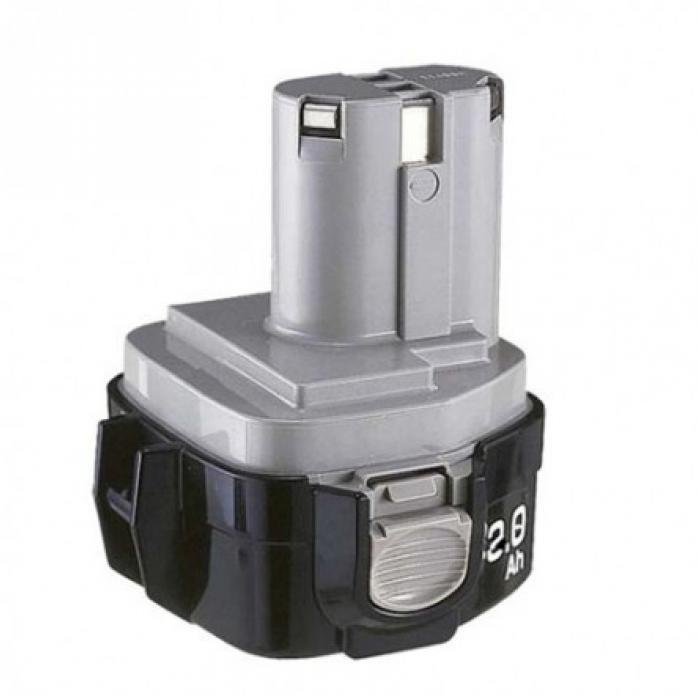 Аккумулятор Makita 12В 2.8Ач Ni-Mh 1235 193059-5