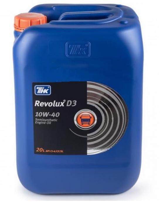 ����� �������� ��� Revolux D3 10w40 (20�)(�������������) CI-4/CF