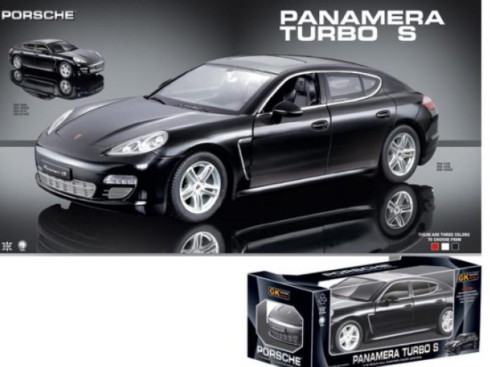 Машина радиоуправляемая GK Racer Series 1: 18 Porsche Panamera Turbo S 866-1806