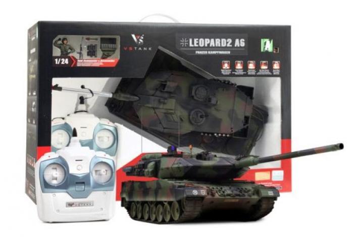 ���� �� ��������������� VSP German Leopard2 A6 4 ������ 628436