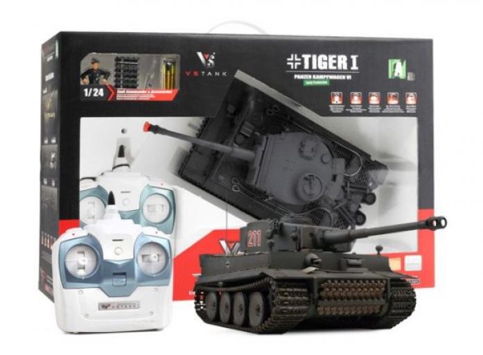 ���� �� ��������������� VSP German Tiger I 4 ������ 628437