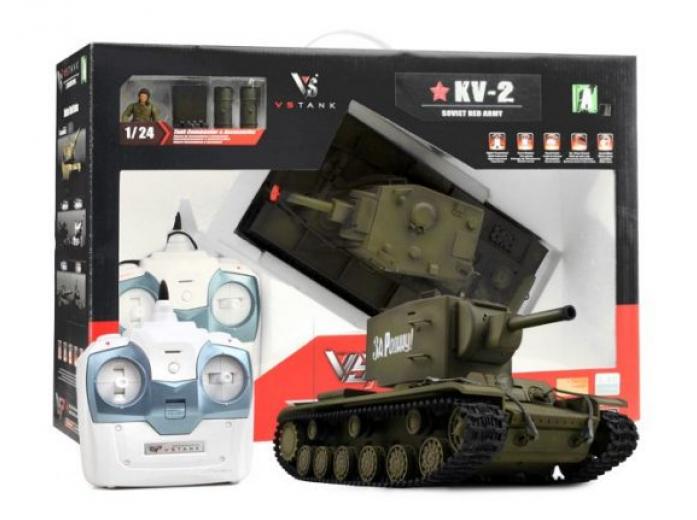 ���� �� ��������������� VSP Soviet Red Army KV-2 4 ������ 628439